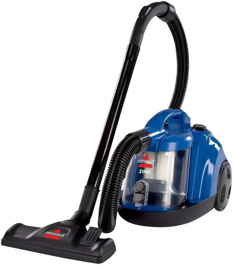 Bis Bagless Vacuum Cleaner Canister Home Office Floor Cleaning Equipment New