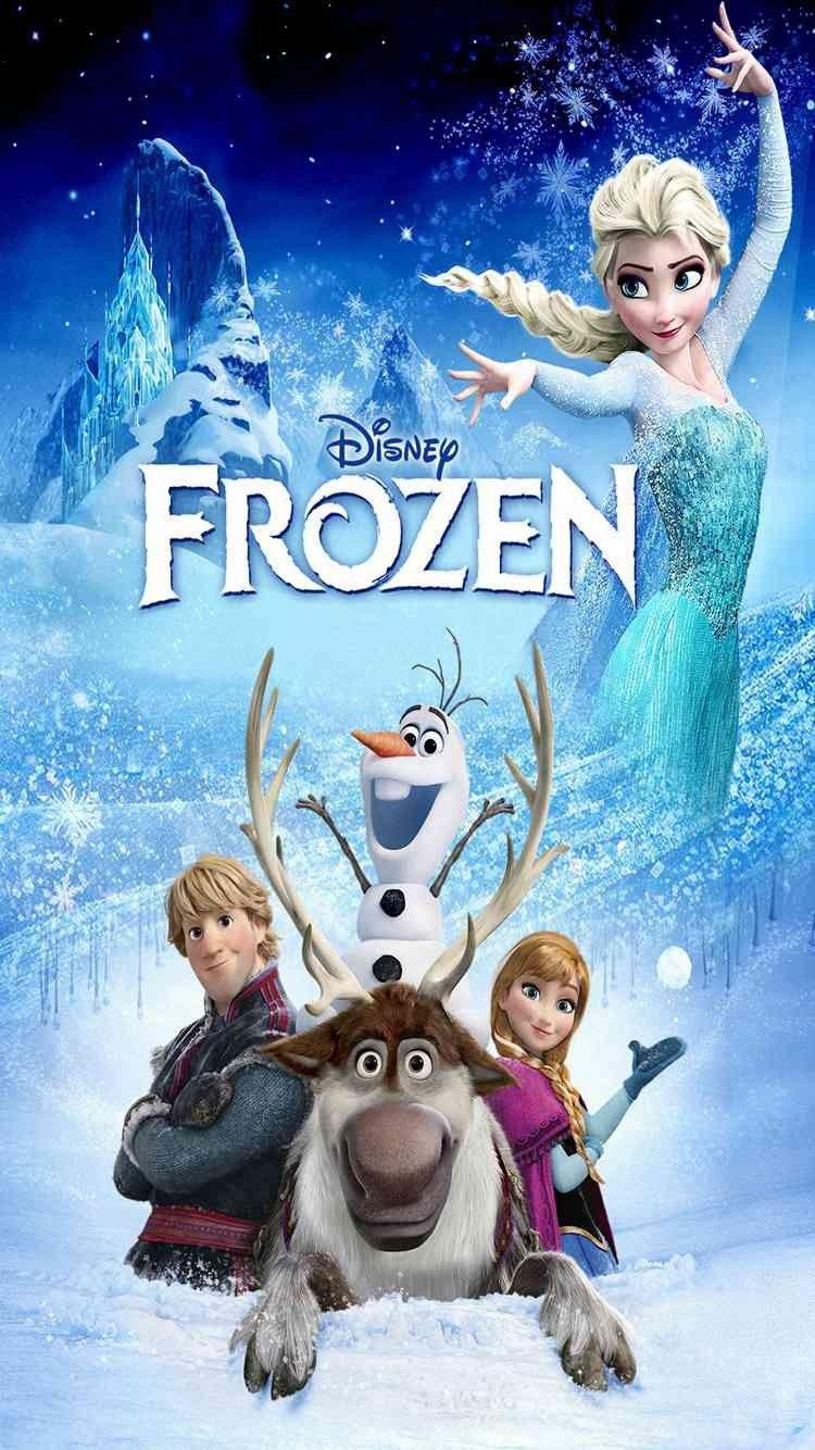 Elsa Anna Kristoff Olaf 2014 Halloween Frozen iPhone 6