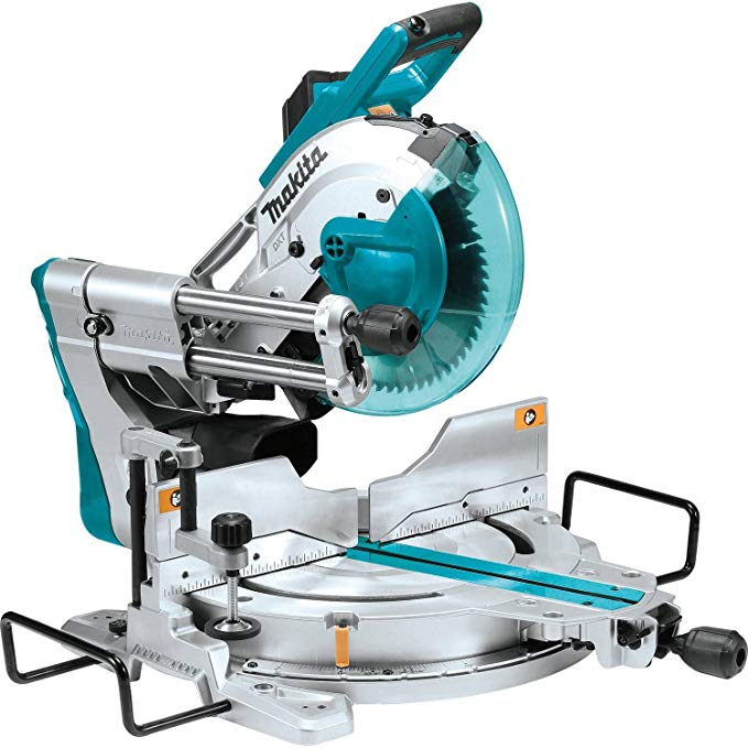 Makita Ls1019l 10 Dual Bevel Sliding Compound Miter Saw With Laser Amazon Com Sliding Compound Miter Saw Compound Mitre Saw Sliding Mitre Saw