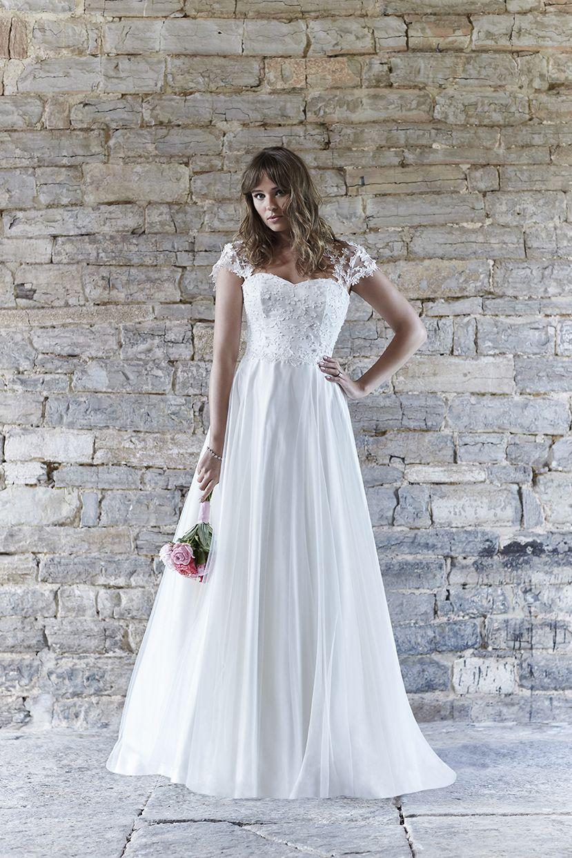 So Sassi, Abigail & Abigail shrugette | Wedding Dress Inspirations ...