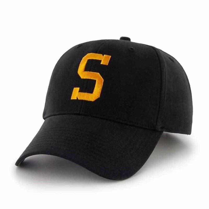 134bbe0ff Pittsburgh Steelers  47 Brand Black MVP S Hat