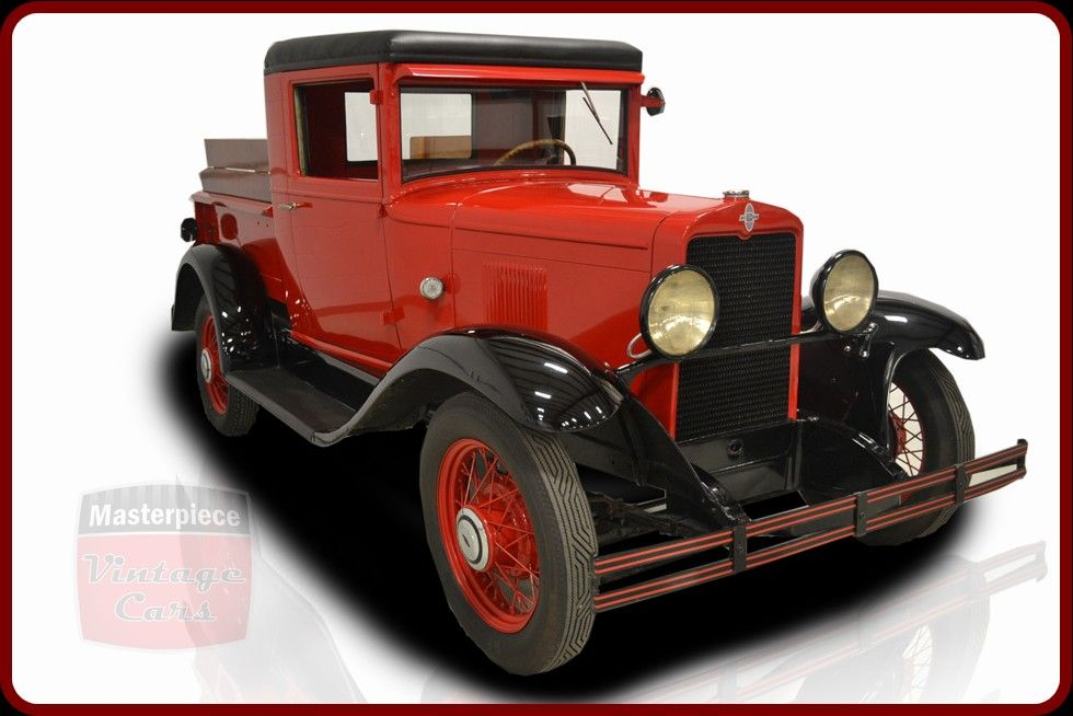 1929 Chevrolet Truck Price: $21,900 Stock Number: 10502 Engine ...