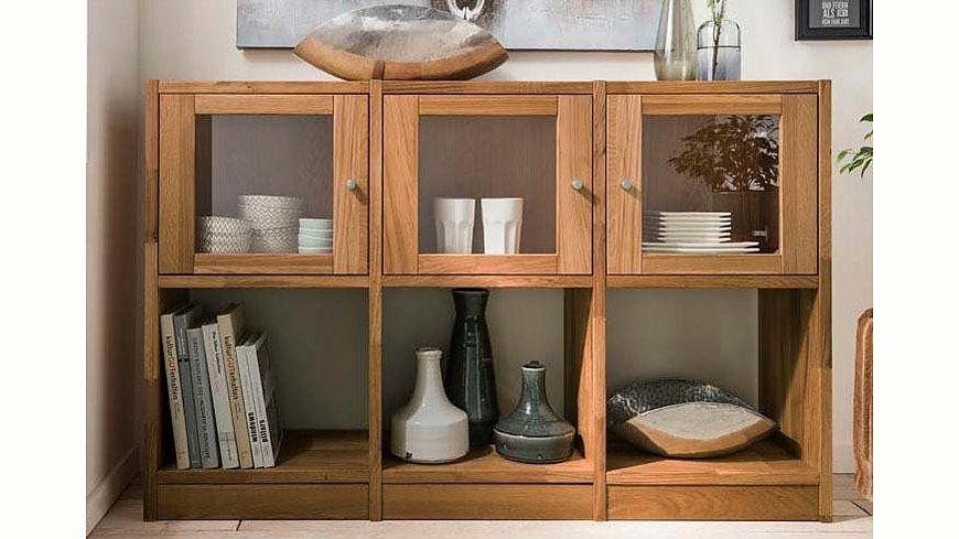 Credenza Fai Da Te Shabby : Premium collection by home affaire sideboard ecko« breite cm