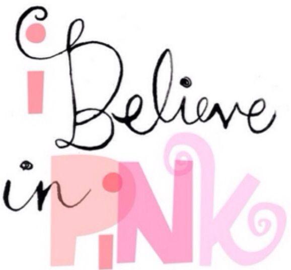 ...drink pink!