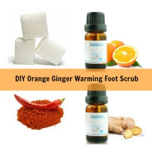 Facial recipe scrub warming found site