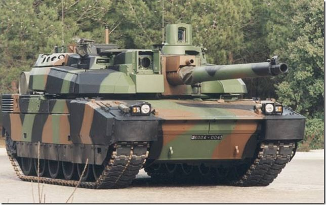 bf7d2040dd38 The Leclerc is a main battle tank (MBT) built by Nexter of France. It was  named in honour of General Philippe Leclerc de Hauteclocque who led the  drive ...
