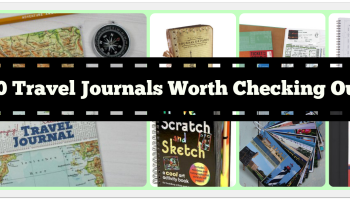 10 Travel Journals Worth Checking Out