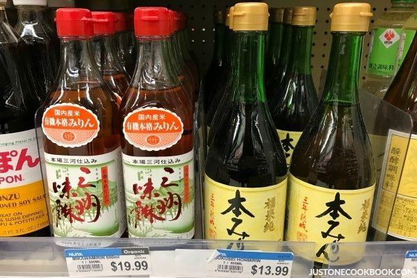 Mirin - Sweet Rice Wine   Easy Japanese Recipes at JustOneCookbook.com