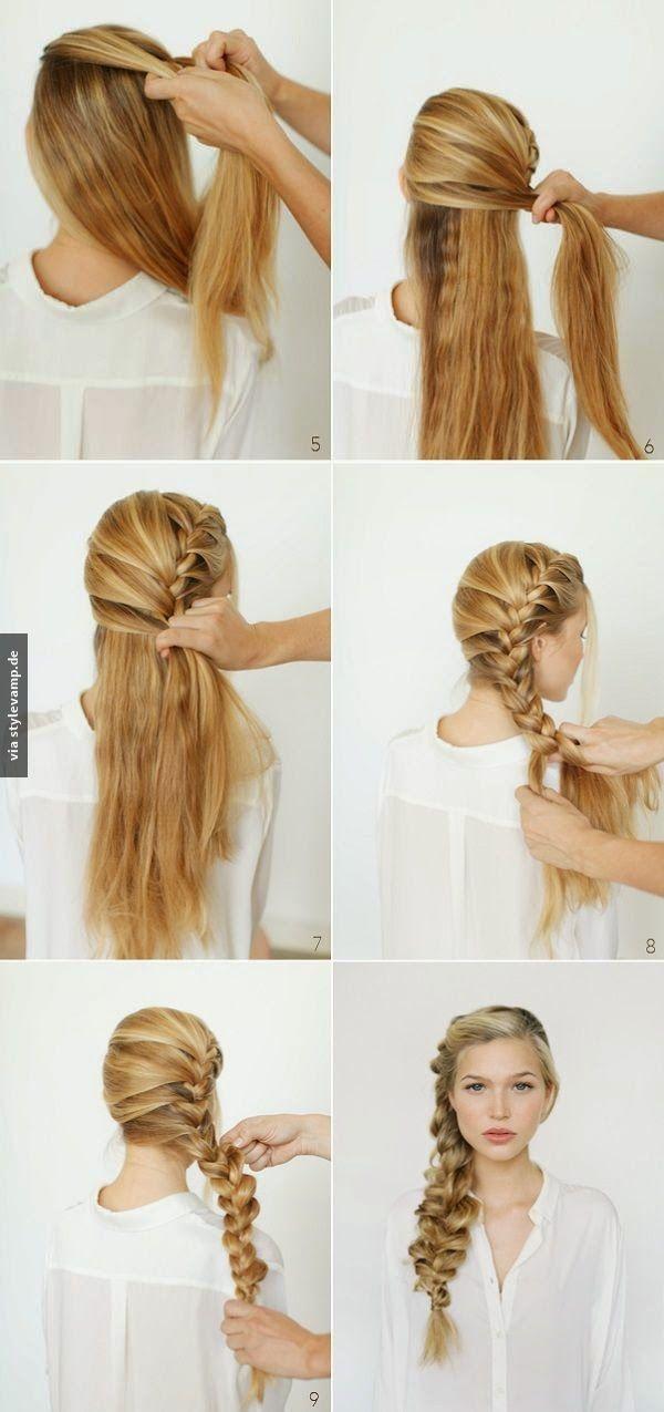 Unglaublich Aber Wahr Hairstyle Tutorials Haarfrisuren