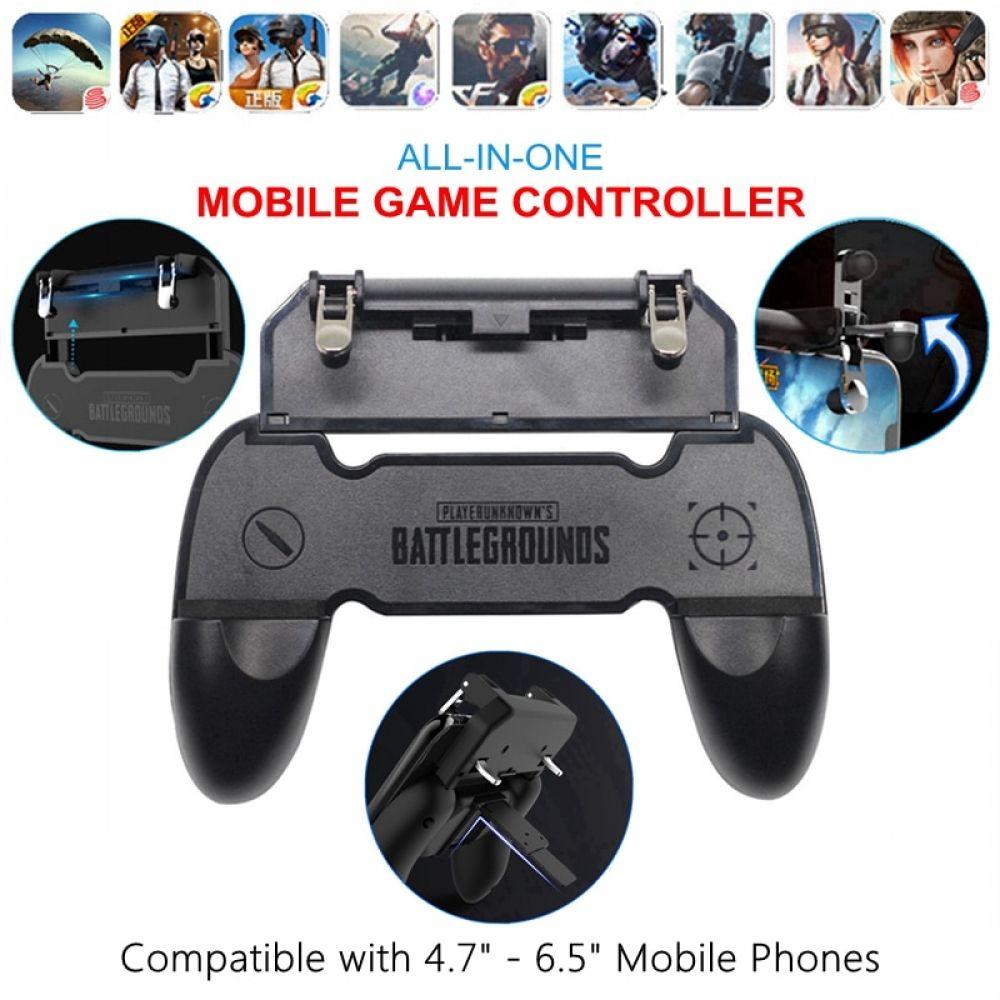 Gamepad Para Movil Todo En Uno Para Juegos Como Pubg O Fortnite