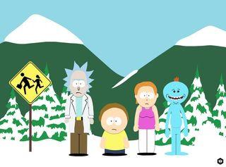 Rick and Morty Park : rickandmorty