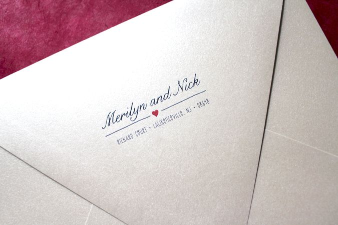 LoveLeigh Invitations // merilyn + nick's leaf patterned scratch-off save the dates.