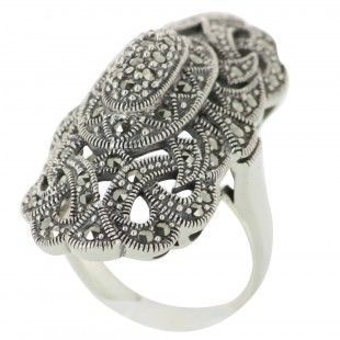 BAGUE GRANDE MARQUISE
