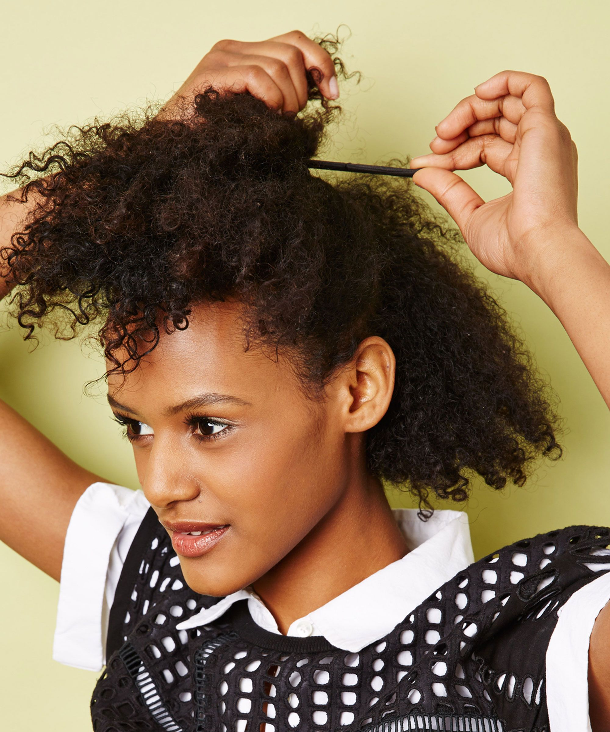25 Styles You Need To Learn If You re Transitioning To Natural Hair