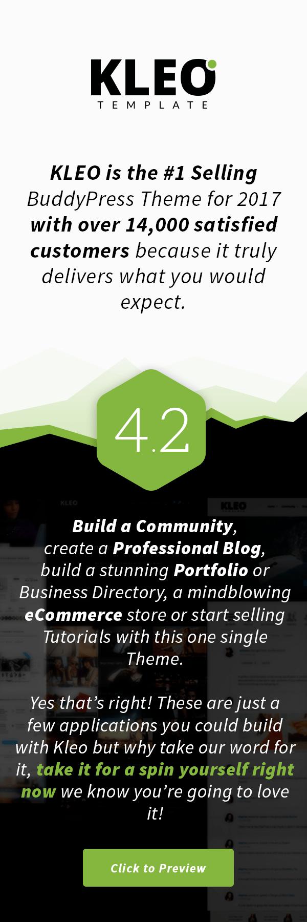 KLEO Theme Updated  Download Free KLEO 4 3 4 - Pro Community