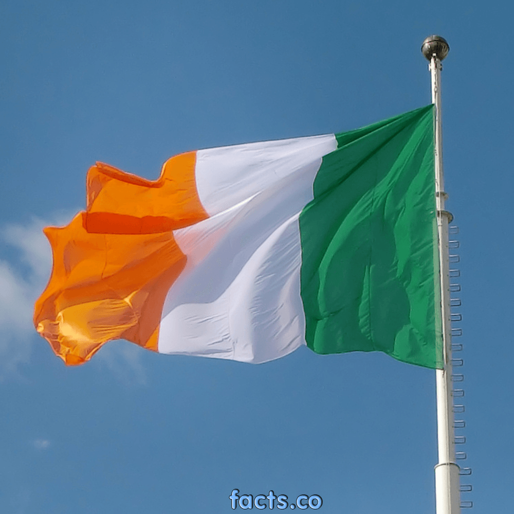 Ireland Flag Colors All About Irish Flag Meaning History Ireland Flag Church Of Ireland Eire