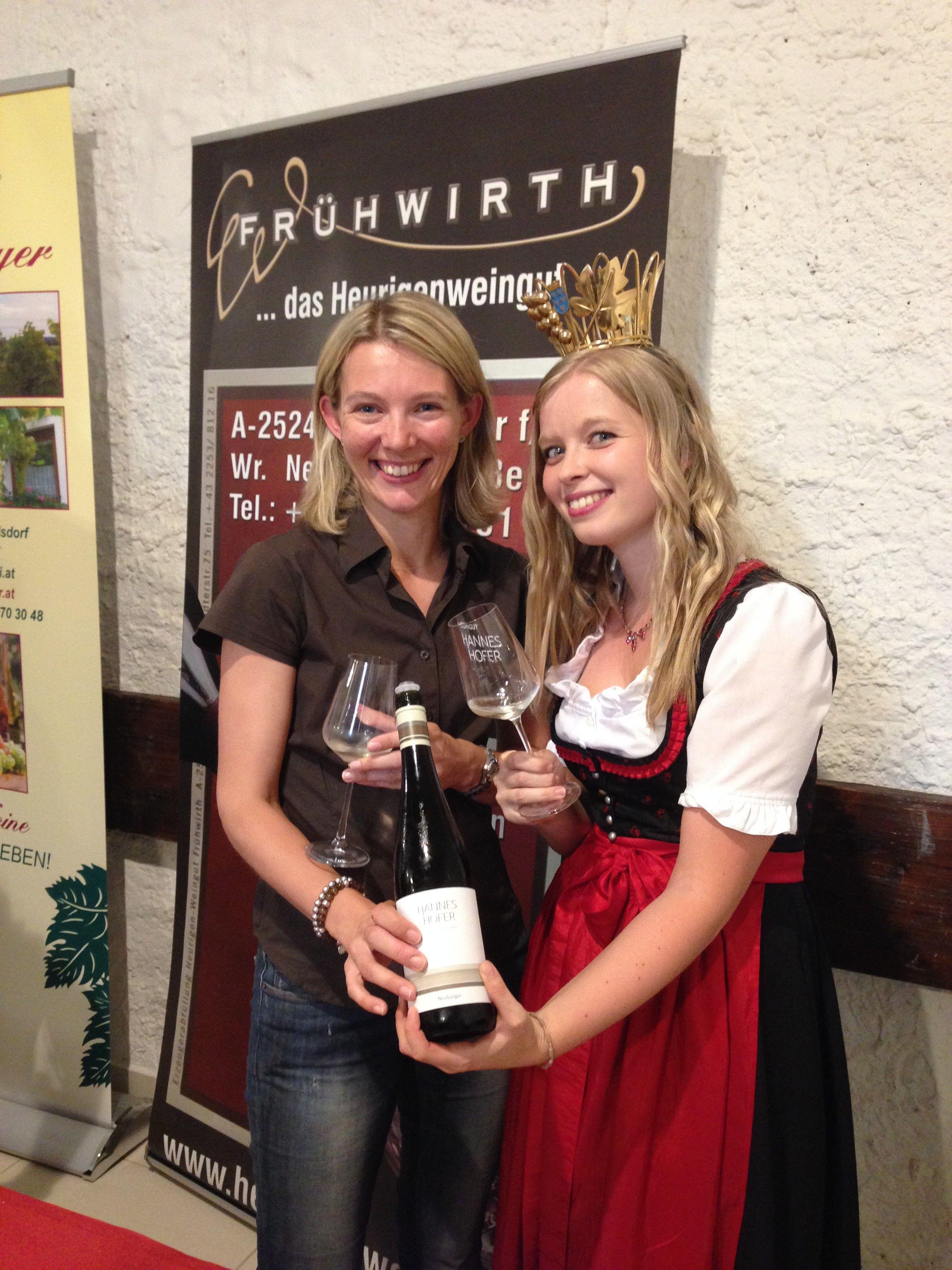 Unser Wochenend-Wein: Weingut Hofer Neuburger 2013 - unserwein.at