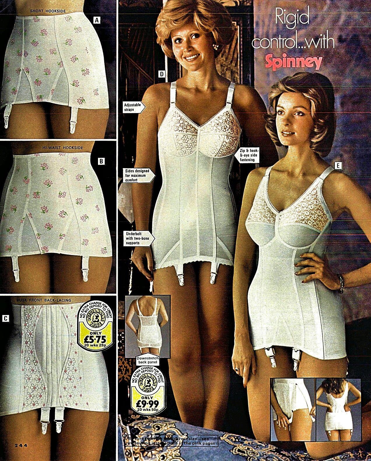 new product 77b7b 4eb53 RetroVintage | Vintage Advertising | Retro dessous ...
