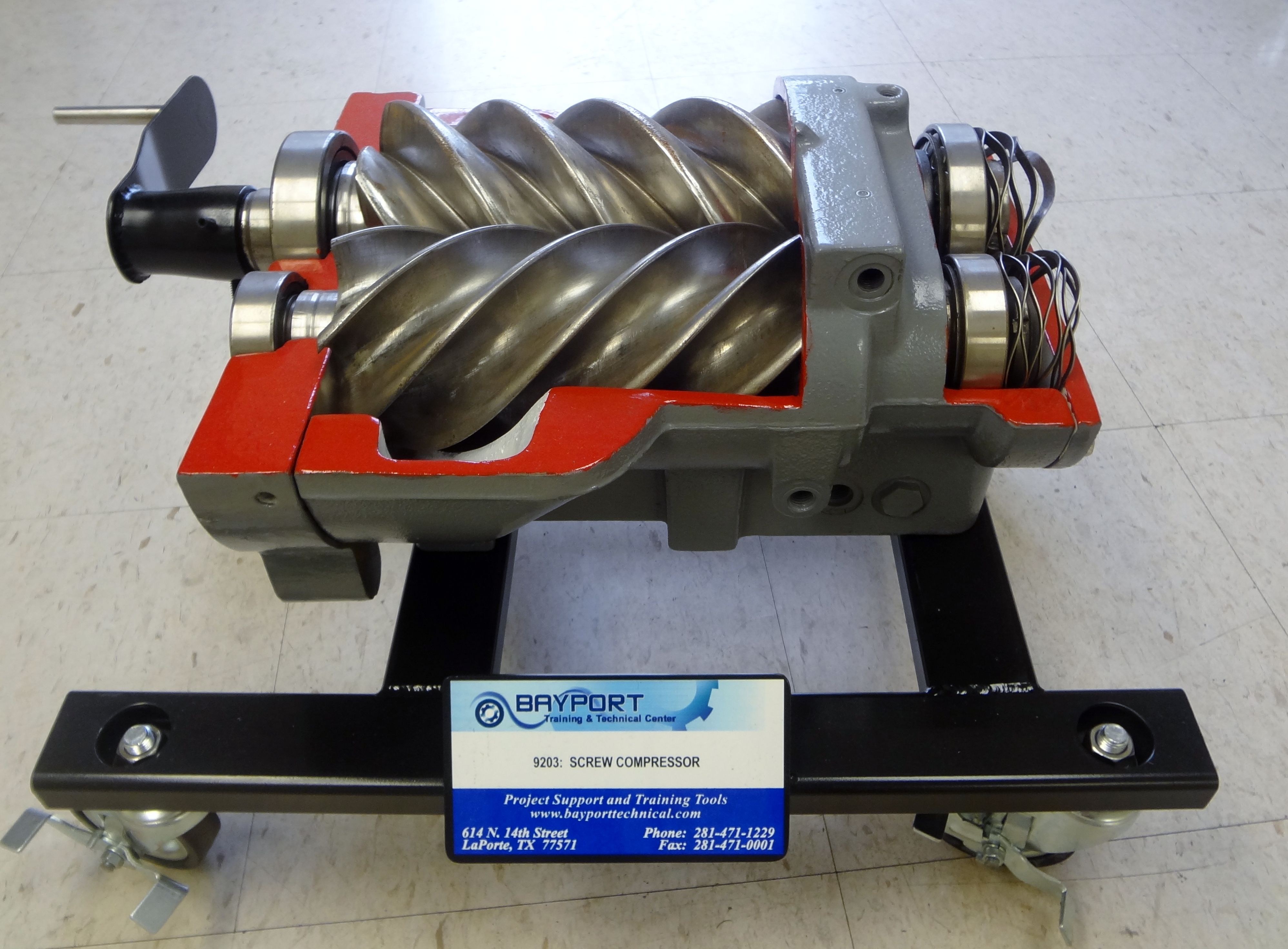 Screw Compressor Hydraulic systems, Compressor, Rotary