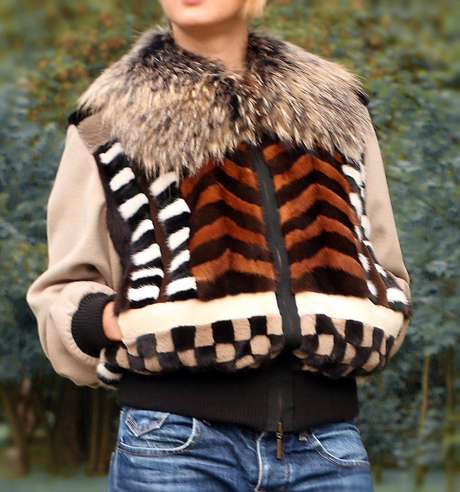 Меховое ателье: пошив меховой куртки бомбила из меха
