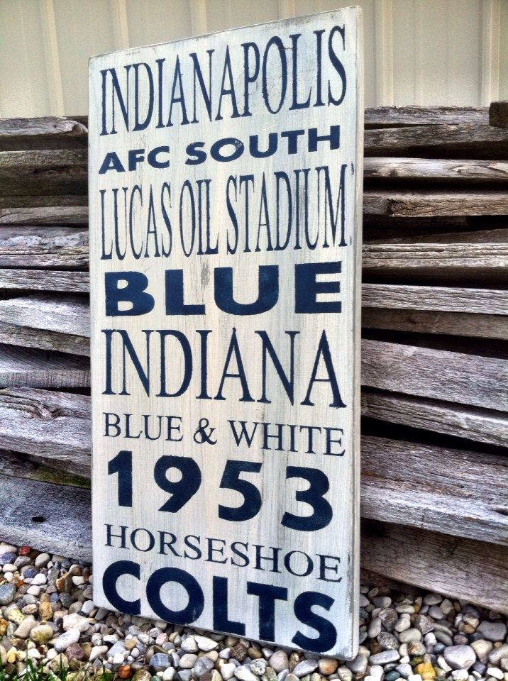 Football Decor Indianapolis Colts Football Sign Indianapolis Colts Sign Subway Art Indianapolis Colts Decor by CharmingWillows on Etsy https://www.etsy.com/listing/197940628/football-decor-indianapolis-colts