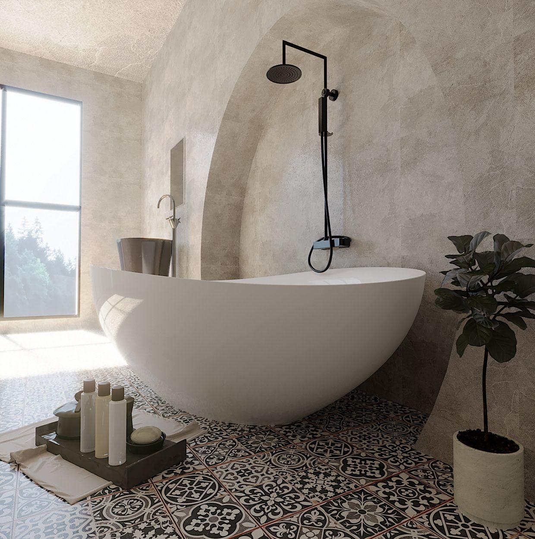 Minimalist Bathroom Tutorial: COCOON Black Bathroom Taps Inspiration
