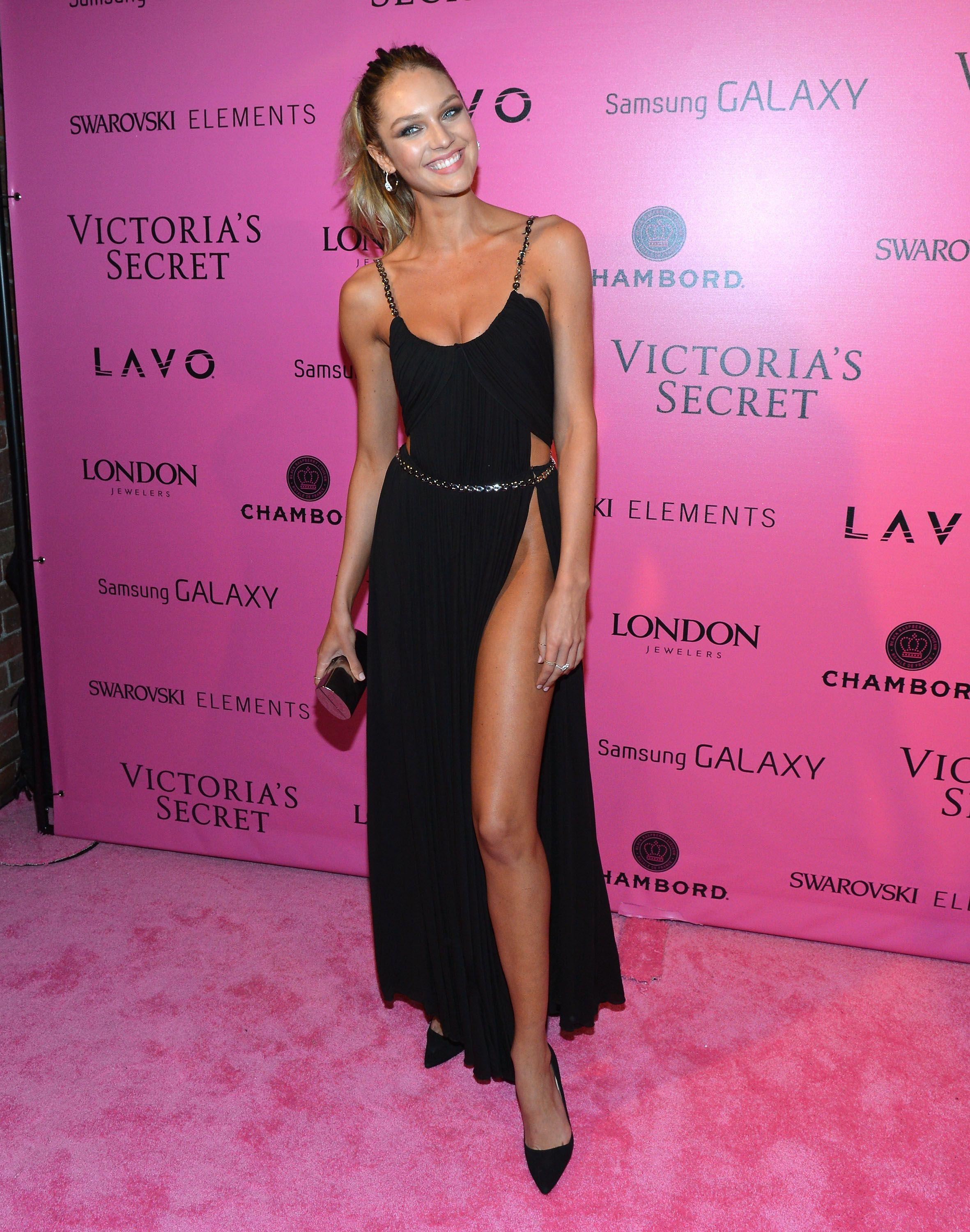 Candice Swanepoel - 2012 Victoria\'s Secret Fashion Show - After ...
