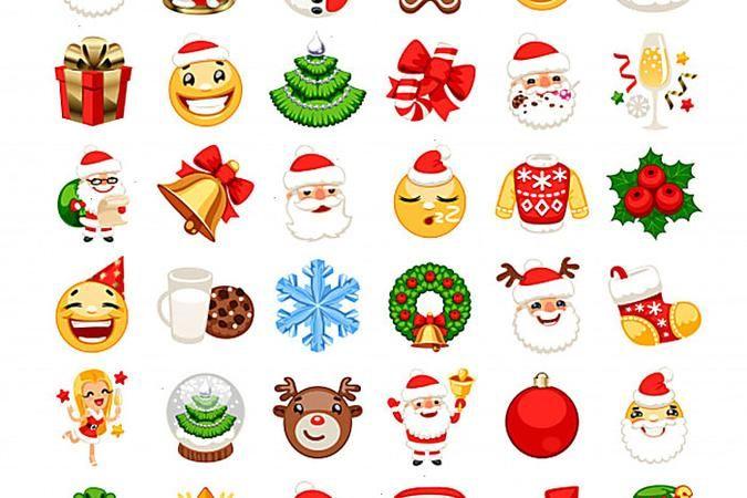 Endlich! Die neuen Weihnachts-Smileys sind da - jetzt installieren!