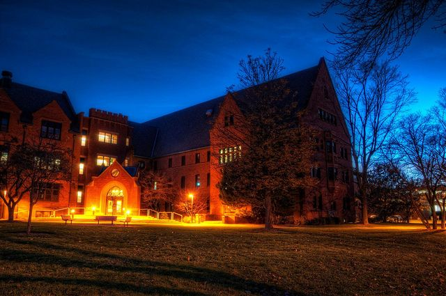 Garland Hall University Of Wisconsin House Styles Perfect Place