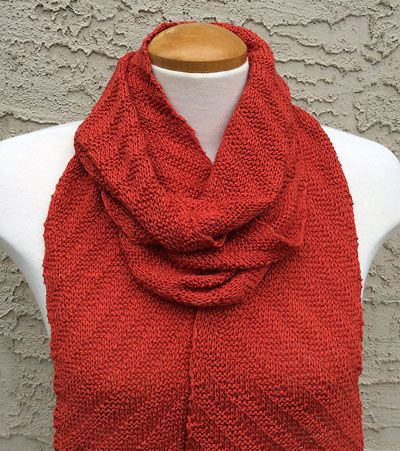 5 Free Knitting Scarf Patterns Using Bamboo Yarn Scarf Patterns
