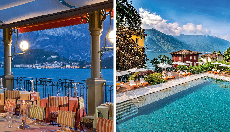 Long Weekend In Lake Como Grand Hotel Tremezzo Review Lake