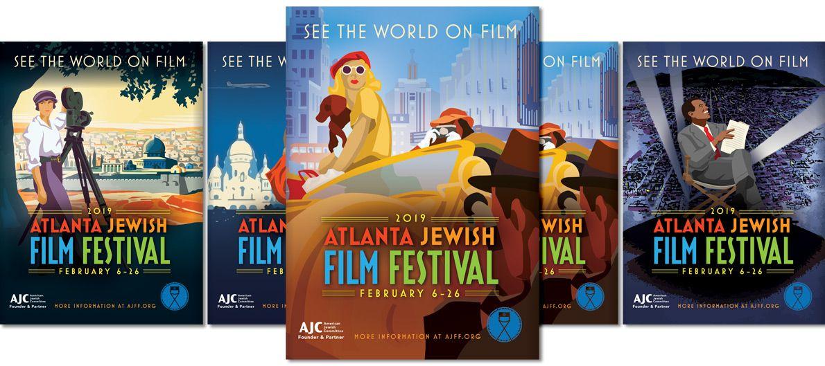 Ticket Discounts The 2020 Atlanta Jewish Film Festival