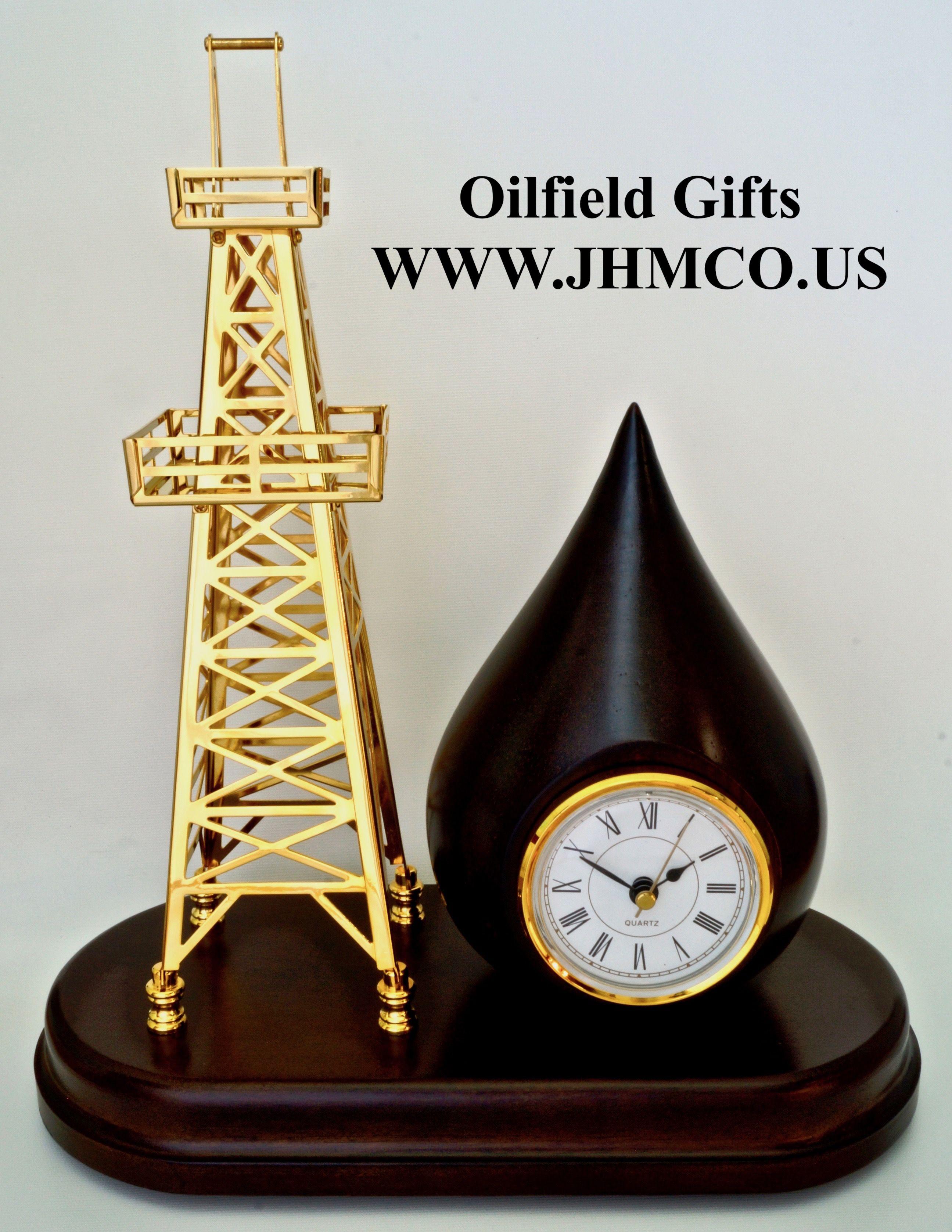 oil rig clocks