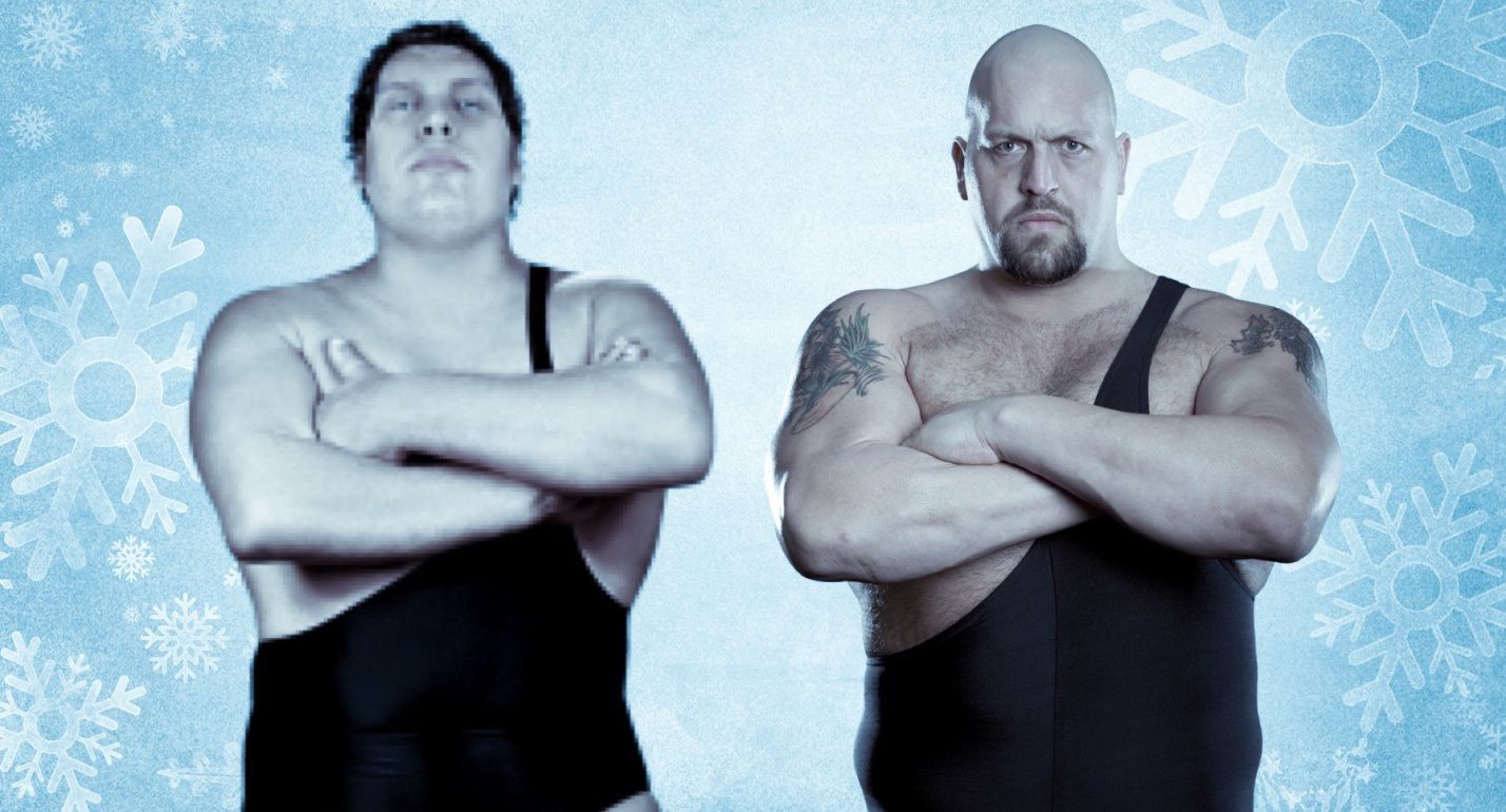 Andre Vs Big Show Andre The Giant Big Show Professional Wrestling