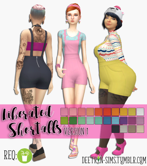 e9537ec0c Sims 4 CC s - The Best  Clothing and Accessory Clothing by ...