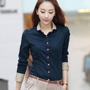 camisa de vestir mujer - Buscar con Google  f4d5631b3d1b