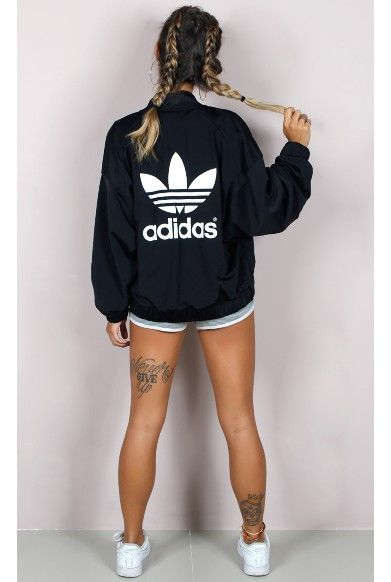 jaqueta adidas treno snap fashioncloset mio strambo stile