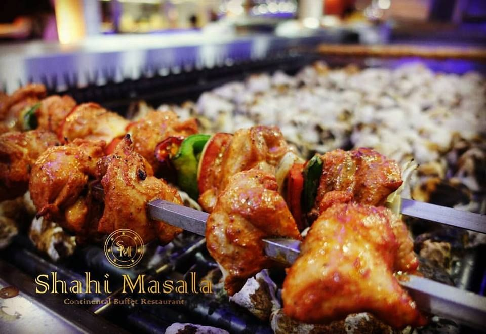 Shahi Masala Continental Buffet Restaurant Birmingham Halal Recipes Buffet Restaurant Cuisine