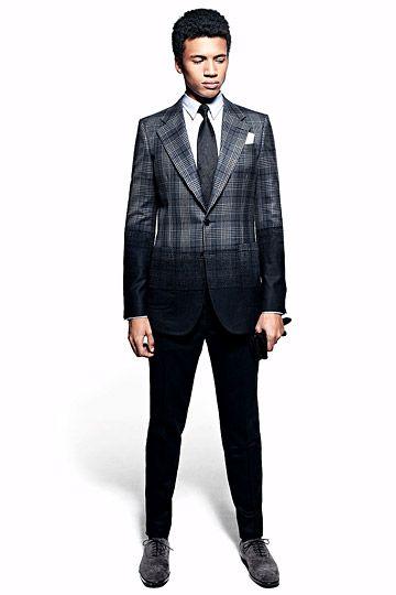 Alexander McQueen Menswear | FALL 2012 MEN'S