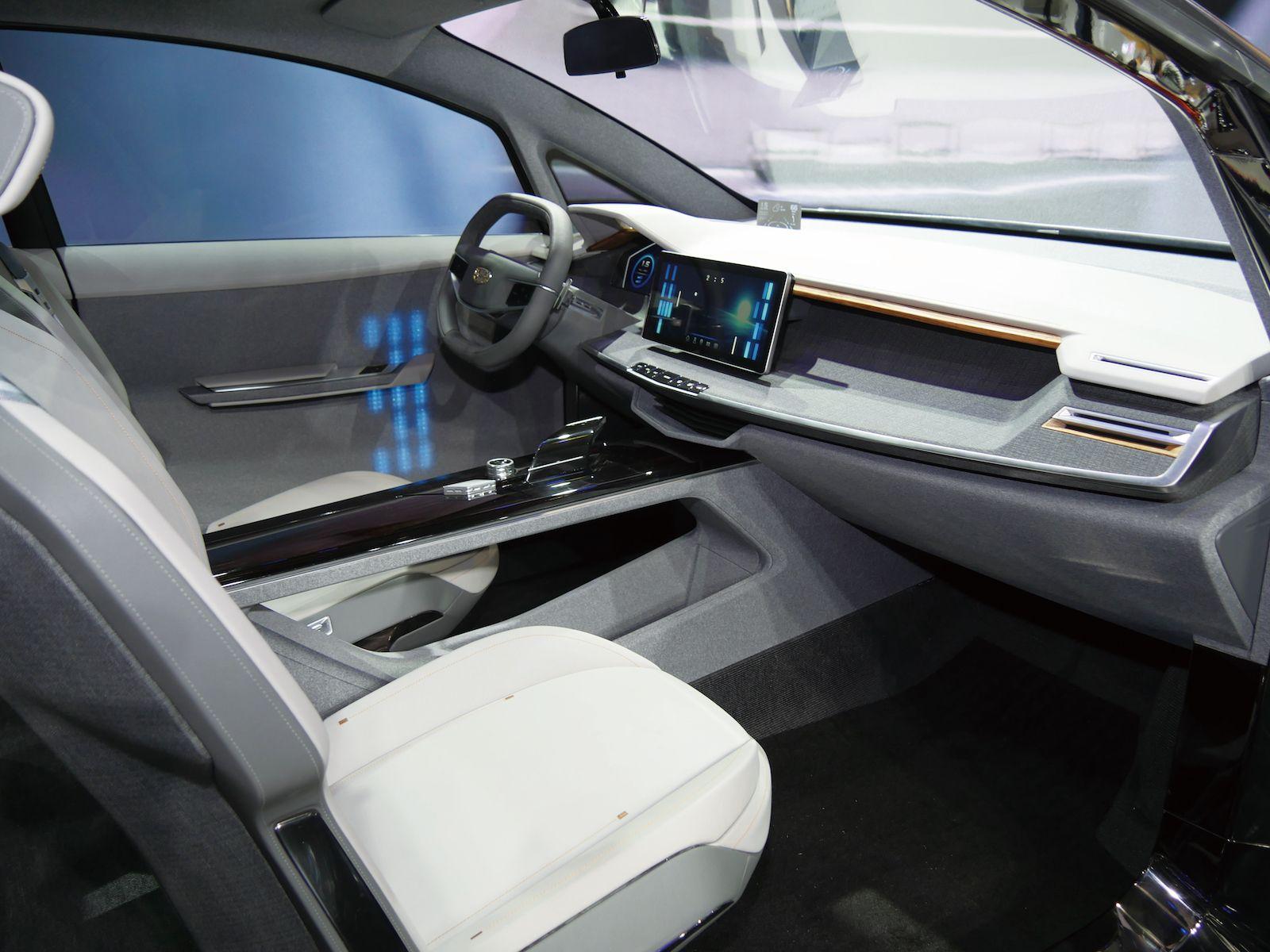 Design Development: Geely MPV Concept - Car Design News