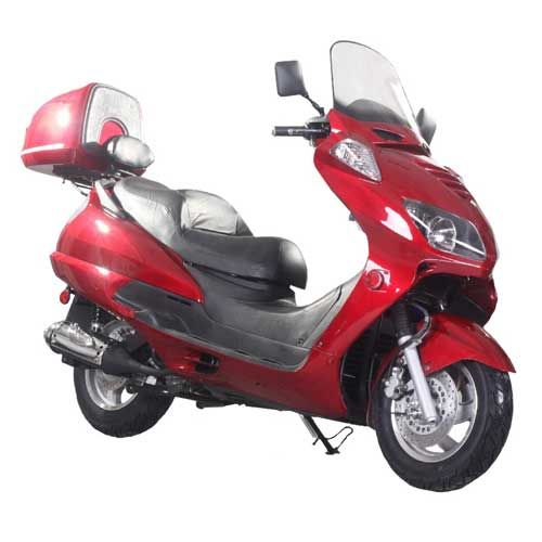 IceBear PMZ150-6N-F 150cc Scooter | just because | 150cc