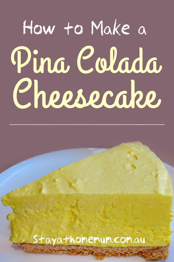 Taste the flavours of coconut and pineapple in this delectable sweet treat and get ready to be transported to the tropics.