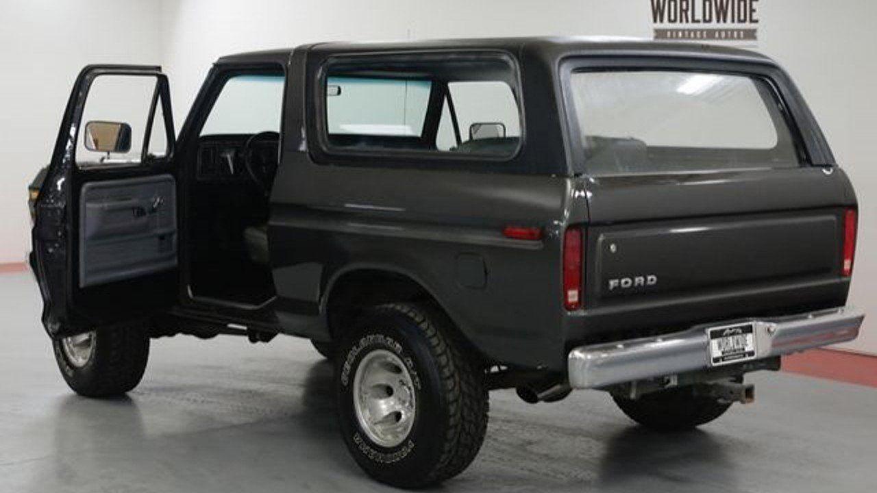1979 Ford Bronco for sale near Denver, Colorado 80205