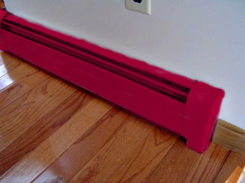 Can You Paint Rusty Baseboard Heaters Baseboard Heater Baseboard Heating Baseboard Heater Covers
