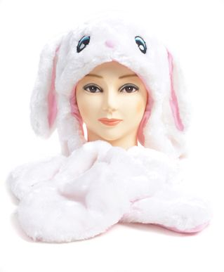 BG  Hat-imals  Plush Animal Winter Hats with Paws (Collection 4 ... 928cf295bf1e