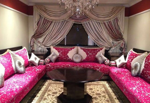 luxury style living room curtain styles with beautiful silk ...