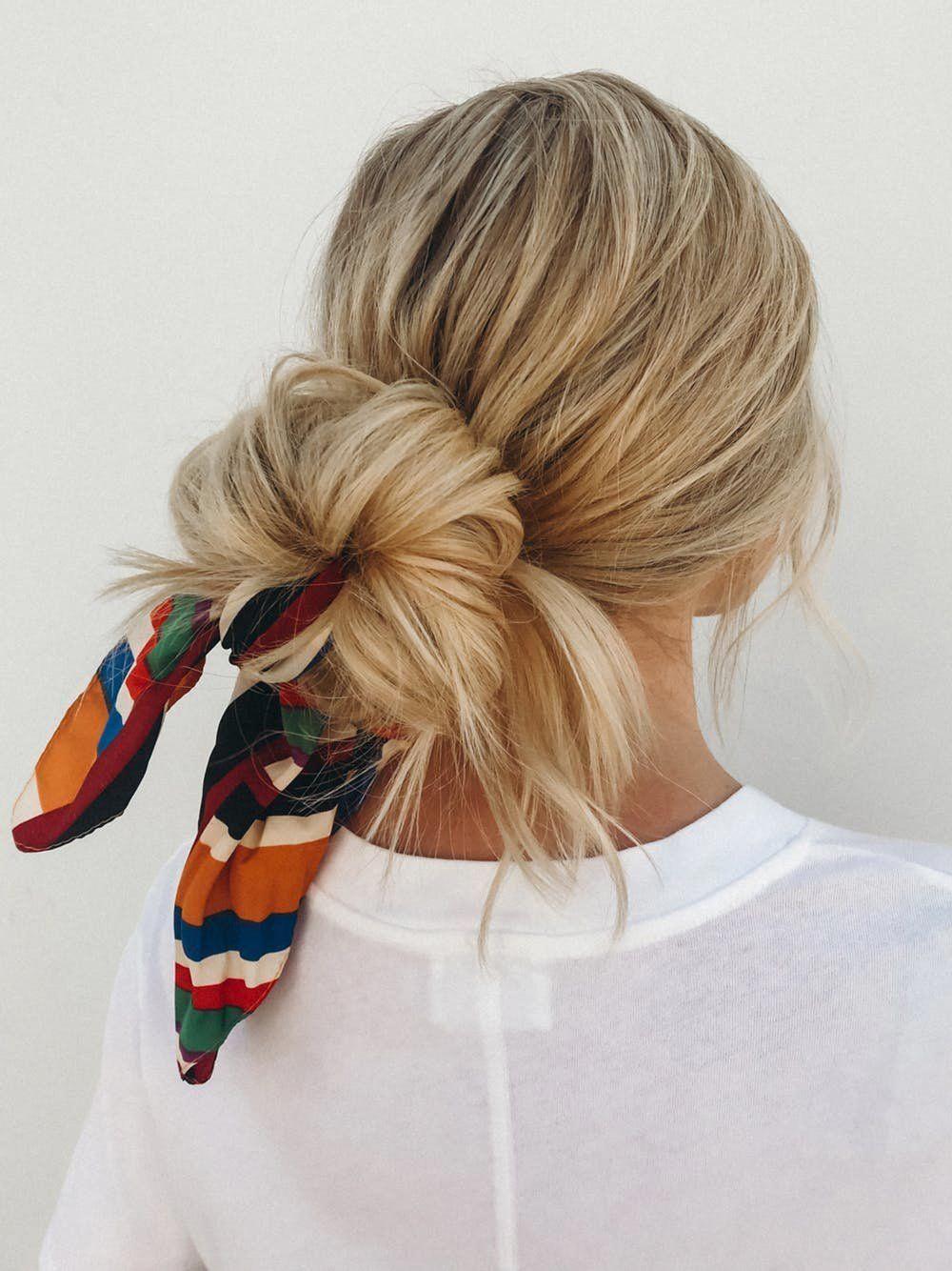 Easy Hairstyles By Self Easyhairstyles My Style Hair