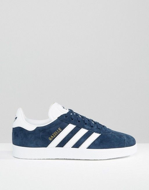 adidas Originals | Zapatillas de deporte de ante en azul