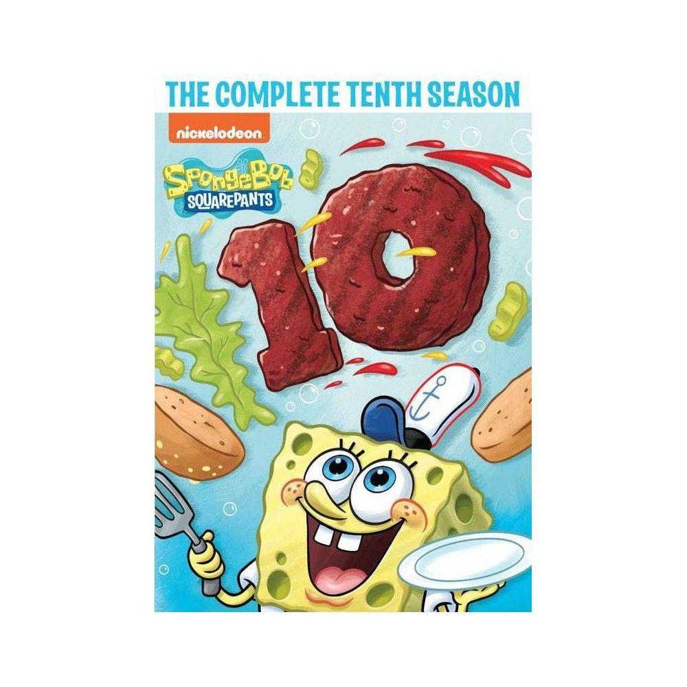 SpongeBob SquarePants: The Complete 10th Season (DVD)