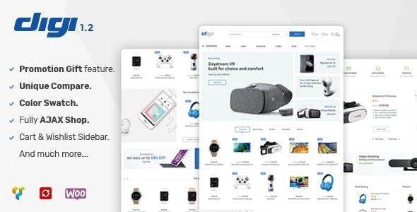 150+ Best eCommerce WordPress Themes Powered by WooCommerce in March 2018 Check more at https://layerbag.com/best-ecommerce-wordpress-themes/